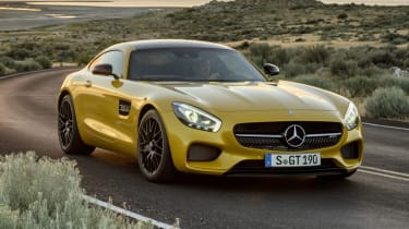 Mercedes AMG GT Coupe, specs, pictures and prices