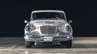 Silverstone Auctions - Studebaker nose