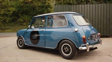 1964 Mini by @neilkavanagh