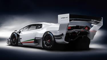 Zyrus Engineering Lamborghini Huracán LP1200 Strada rear