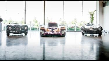 Jaguar Land Rover Classic Works - Silk Cut