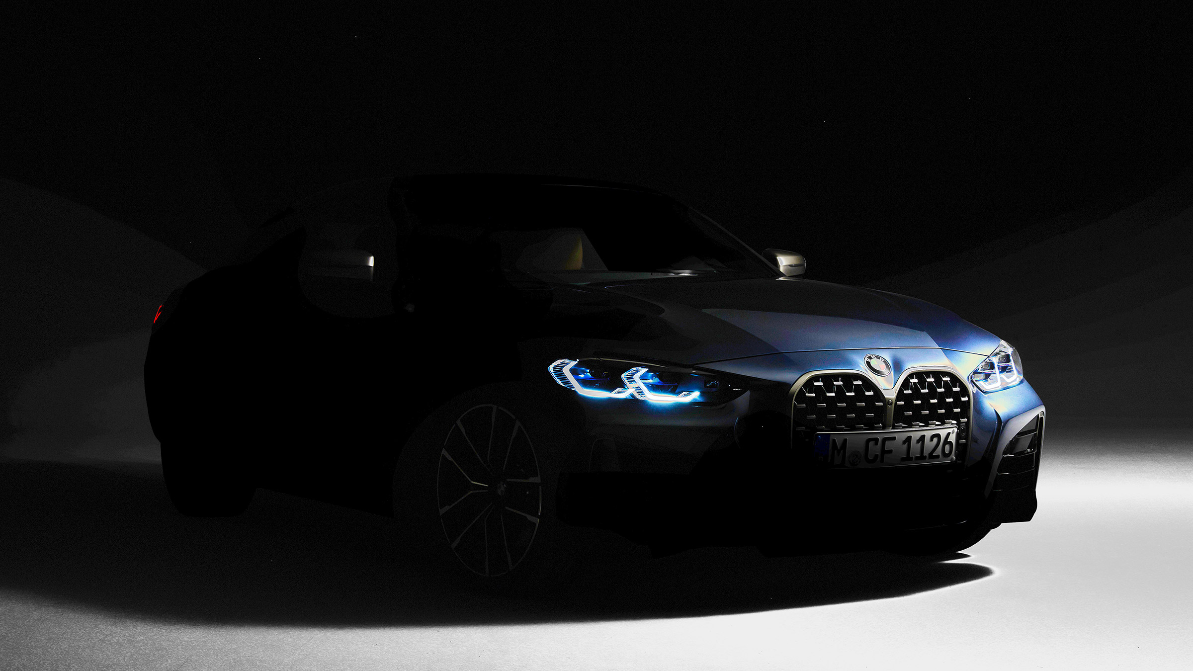 2020 BMW 4-series Coupe teased – to debut next week