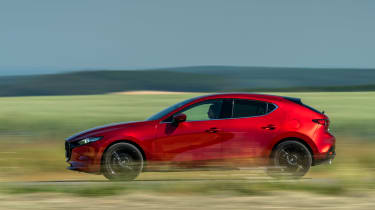 New Mazda 3 Skyactiv-X 2019 review pan