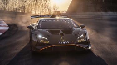 Lamborghini Huracán Super Trofeo Evo 2 – nose
