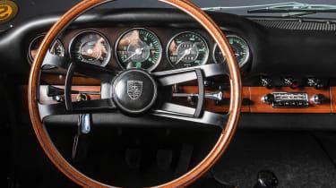 Porsche 911 barn - whee;