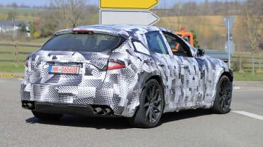 Ferrari Purosangue close up – tail