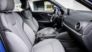 Audi Q2 - press interior 2