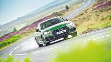 Audi RS5 – front