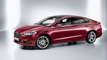 2013 Ford Mondeo revealed
