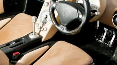 Koenigsegg CC8S interior
