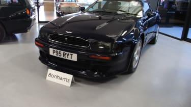 Aston Martin Works auction - Vantage V600