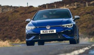 Volkswagen Golf R 2021 review - header