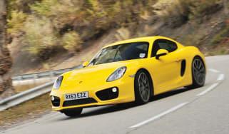 Porsche Cayman S review: Best of 2013