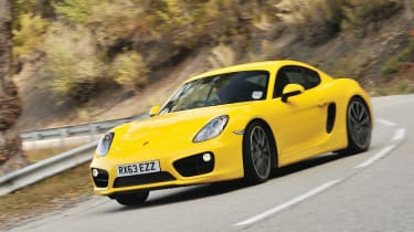 Porsche Cayman S review: Best of 2013