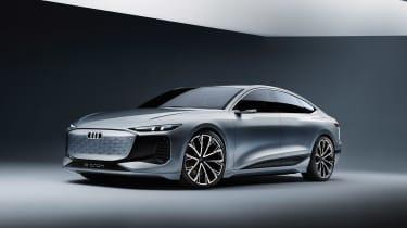 Audi A6 e-tron Concept - front quarter