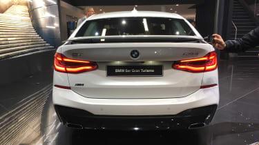 BMW 6-series GT live - rear