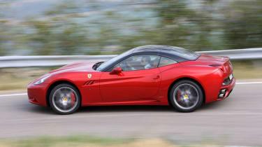 Ferrari California Stop&Start review
