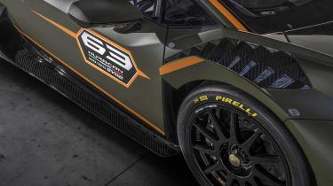 Lamborghini Huracán Super Trofeo Evo 2 – wheelarch