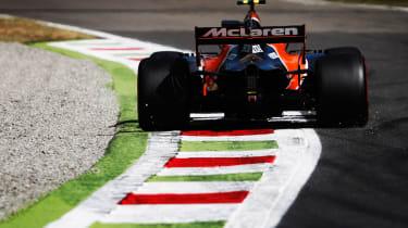 Formula One Round 13 - McLaren
