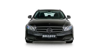 Brabus kits for Mercedes E-Class Estate nose