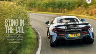 evo issue 255 - McLaren 600LT