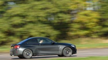 BMW M2 - Side
