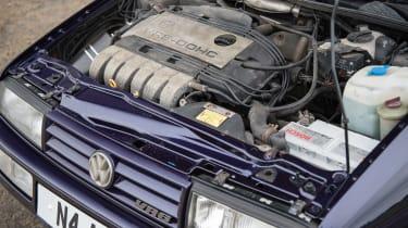 Volkswagen Corrado VR6 engine