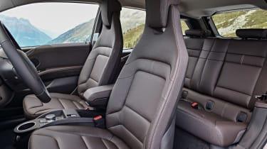 BMW i3s - interior 2