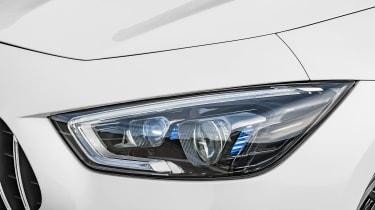 Mercedes GT 53 4-door - headlight