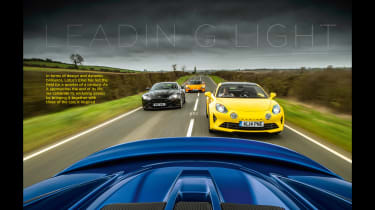 evo issue 285 - alpine