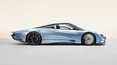 McLaren Speedtail - profile