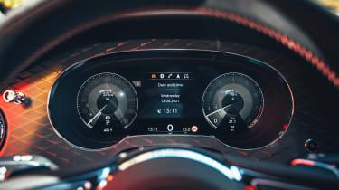 Bentley Bentayga S – dial pack