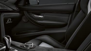 BMW M3 CS  – cabin