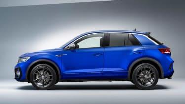 Volkswagen T-Roc R - side