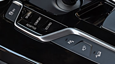BMW X3 M40i - Driving modes