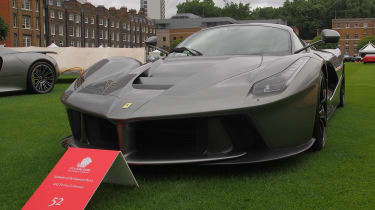 City Concours - Ferrari LaFerrari