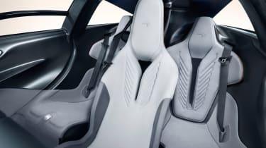 McLaren Speedtail - interior