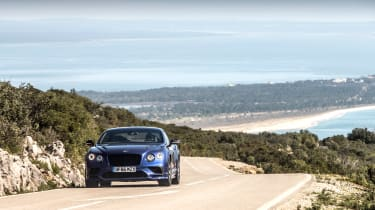 Bentley Continental Supersports -