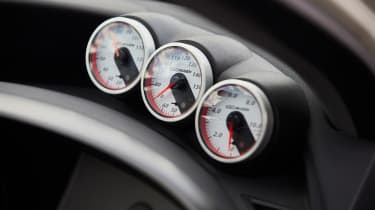 Civic Type R Mugen dials