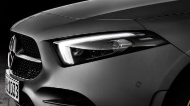 Mercedes-Benz A-class detail studio