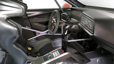 SEAT launches Leon Cup Racer interior