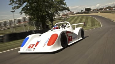 Radical SR1 entry-level track car