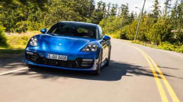 Porsche Panamera Sport Tourismo Turbo – Front