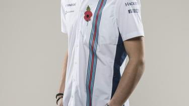 New Williams driver 2017