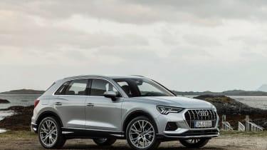 Audi Q3 2018 - side