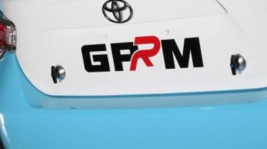 Toyota GT86 GT4 racing car GPRM