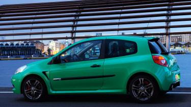 Renaultsport Clio 197/200 checkpoints