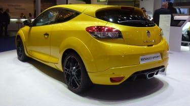 Renault Megane 265 Cup yellow