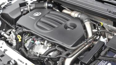 2012 Vauxhall Astra VXR 2-litre turbo engine