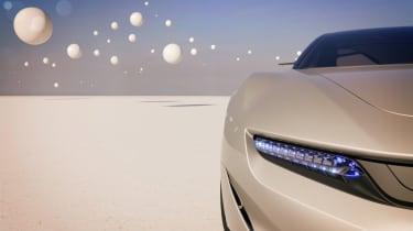 Pininfarina tease new Cambiano concept